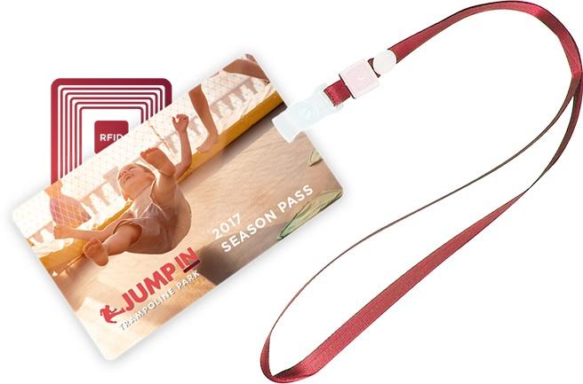 RFID ticketing