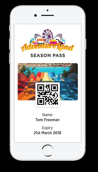 Ticketing seasonpasses