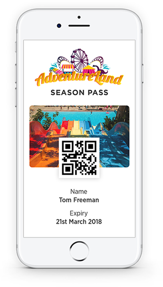 Ticketing seasonpasses