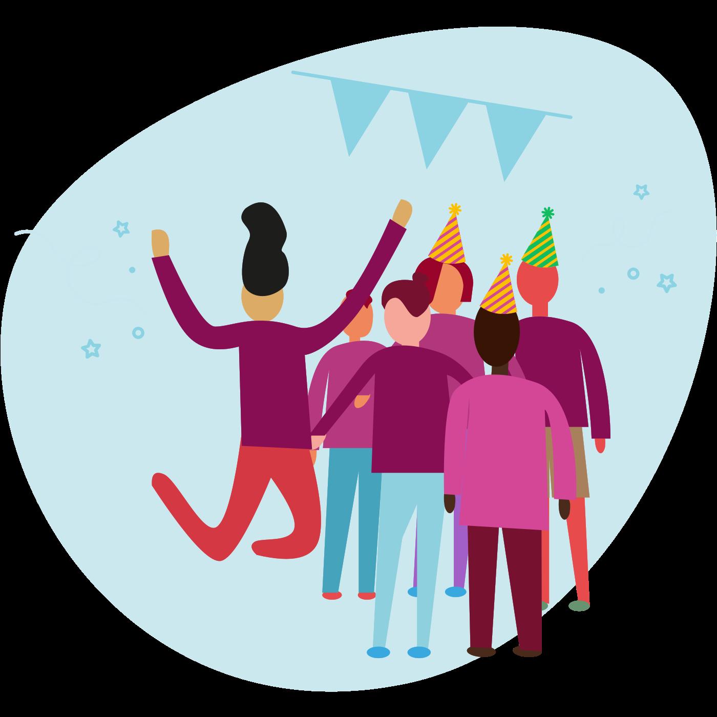 parties group bookings