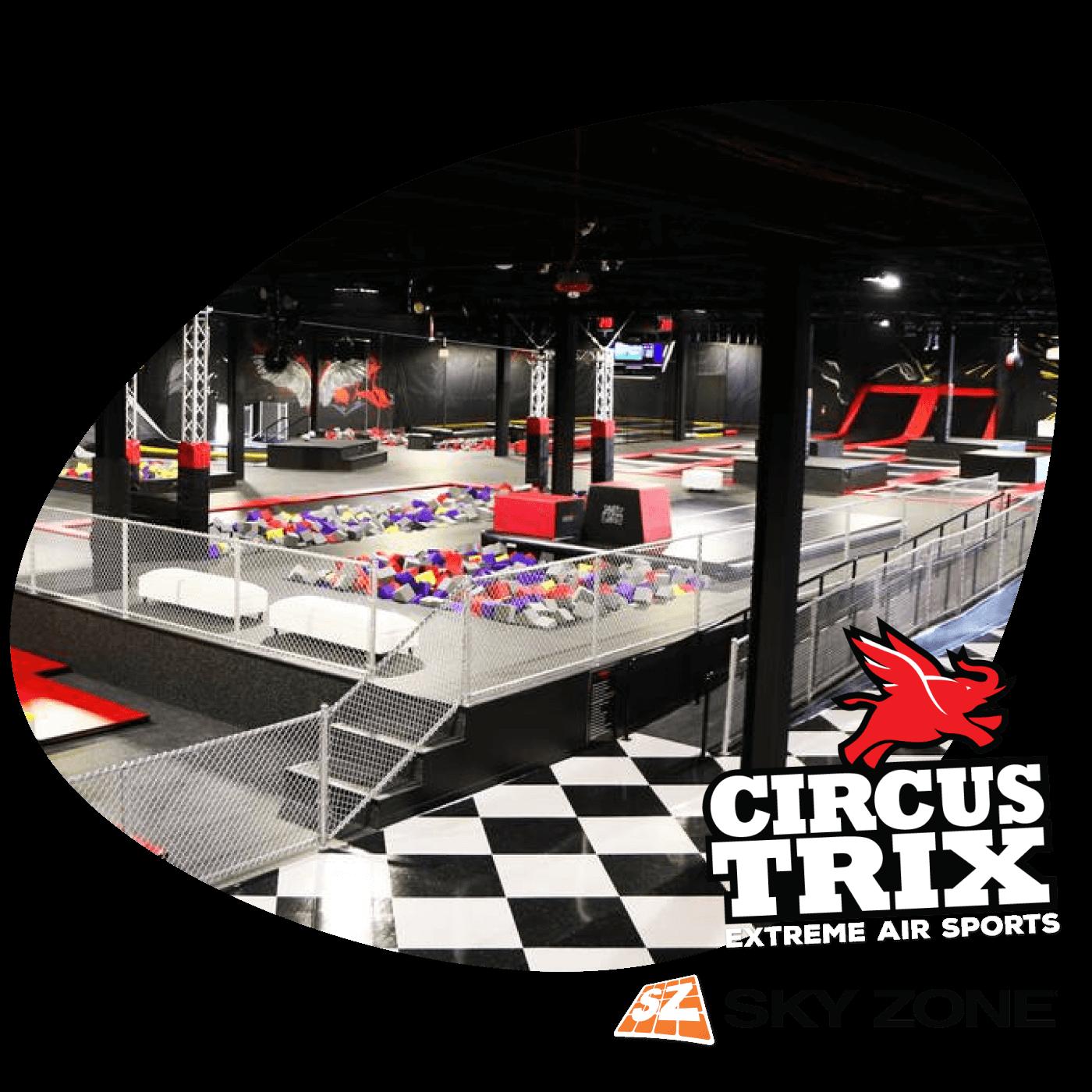 circus trix skyzone